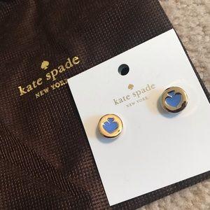 Kate Spade Spot the Spade Earrings
